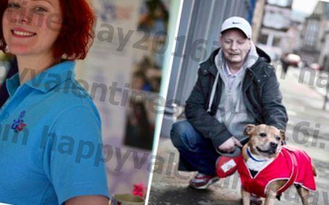 Veterinar ponuja brezplačne storitve lastnikom brezdomcev in njihovim psom